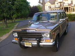 classic jeep wagoneer new engine 1989 jeep wagoneer offroad for sale