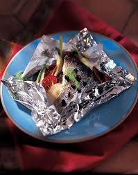 cuisine en papillote recette papillotes de dorade à la niçoise