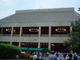Grand Ole Opry Seating Map Nashville Music Venues Music City Mike