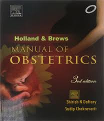 buy holland and brews manual of obstetrics old edition book