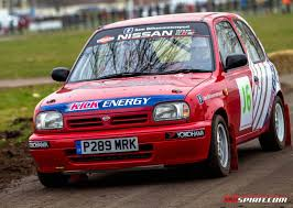 car nissan nissan micra k11 rally car classic cars pinterest rally