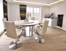 Esszimmertisch Samson Esszimmer Holz Massiv Design