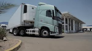 volvo truck corporation volvo trucks chile nazar eficiencia energética youtube
