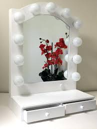 vanity hollywood lighted mirror hollywood light mirror black makeup vanity mirror with lights