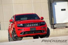 jeep grand srt 2015 procharger supercharger kit jeep grand 6 4l srt 2015 2018