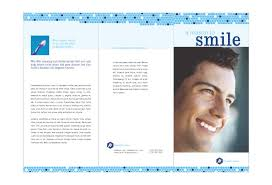 office brochure templates dentistry dental office print template from serif