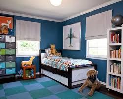 chambre garcon bleu chambre enfant bleu et vert evtod