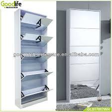 Sliding Door Storage Cabinet by European Sliding Mirror Door Shoe Storage Cabinet Photo Detailed