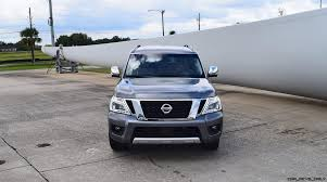 nissan armada 2017 vs patrol 2017 nissan armada road test review