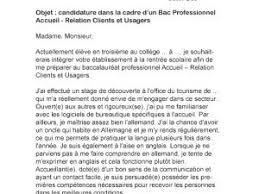 Lettre De Motivation Stage Journalisme 28 Images Lettre Lettre De Motivation Bac Pro Arcu Par Lettreutile