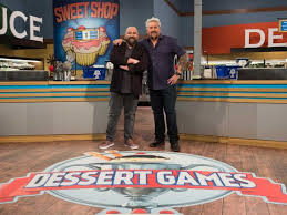 food network debuts new u0027dessert games u0027 and u0027texas cake house