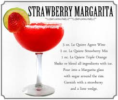 strawberry margarita la quiere agave wine u2013 san gabriel beverage group