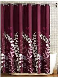 Wine Colored Curtains Burgandy Shower Curtain 100 Images Burgundy Shower Curtain