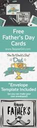 these father u0027s day cards are so cute free printable from http