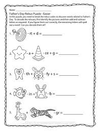 8 best filler worksheets images on rebus puzzles fast