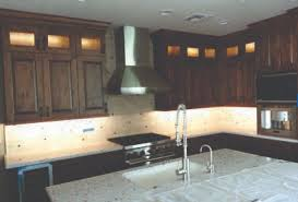 Phoenix Kitchen Cabinets by Led Under Cabinet Led Lighting In Chandler Gilbert Mesa Az