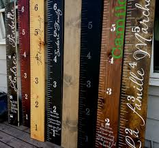 children s home decor wooden height chart childrens growth chart giant wooden growth
