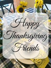 happy thanksgiving for friends thanksgiving archives frazzled joy