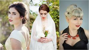 hair and makeup vintage vintage bridal hair make up tips 1920s to1950s