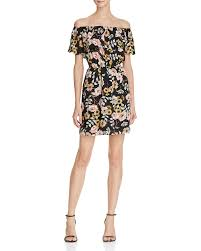 cupcakes and cashmere trenton off the shoulder dress bloomingdale u0027s