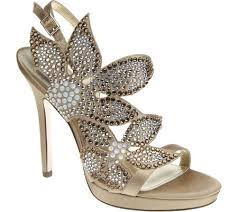 Rhinestone Flat Sandals Wedding Wedding Shoes For Your Indian Wedding