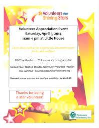 Lunch Invitation Card Invitation Wording Volunteer Appreciation Invitation Ideas