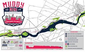 Map Toledo Ohio by Muddy Mini Half Marathon U0026 Quarter Marathon U2014 Maumee To Toledo