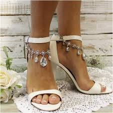 ankle bracelet jewelry images Anna wedding ankle bracelet wedding jewelry bridal shoe jpg