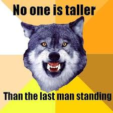 Wolf Meme - the most inspirational courage wolf memes smosh