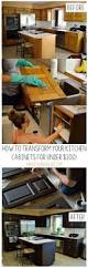 ashley u0027s green life how i transformed my kitchen cabinets for