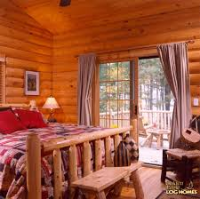 Log Floor by Eagle Prow V Log Home Plan By Golden Eagle Log Homes