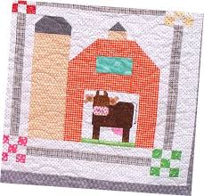 farm vintage barn yard quilt kit 51