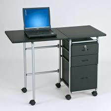 Standing Portable Desk Desk Gray Standing Office Desk Portable Desk Drawers Portable