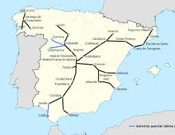 Ryanair Route Map by Shuttle Bus To Alicante Train Station News From Spain Megafon