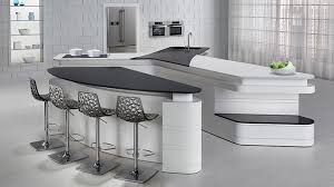 monochrome kitchen concepts for small size kitchen amazing home