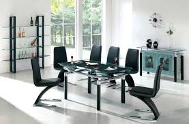 Unusual Dining Room Tables Dining Room Smart Black Dining Room Sets With Ingenious Dining