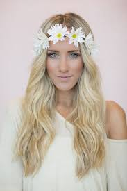 flower hair band flower crown headband fashion and fashion