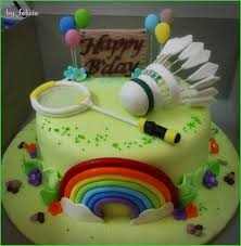 badminton cake badminton cake decorating supplies and