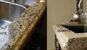 Marble Vs Granite Kitchen Countertops by Quartz Vs Granite For Countertop You Should Know Something