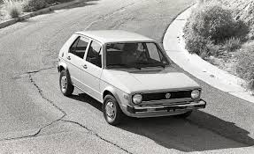 volkswagen rabbit 1977 volkswagen rabbit diesel test u2013 review u2013 car and driver