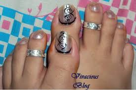 halloween toe nail art designs gallery how you can do it at home
