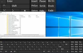 how to create a secret context menu folder in windows