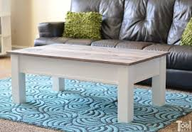 farmhouse style coffee table farmhouse coffee table with hidden storage her tool belt