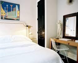 Black Studded Headboard Studded Headboard Transitional Bedroom Teresa Meyer Interiors