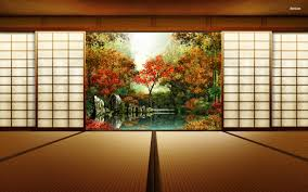 japanese room wallpaper wallpapers pinterest wallpaper