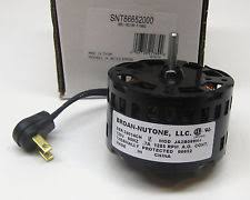 broan nutone replacement fan motor kits broan hvac parts ebay