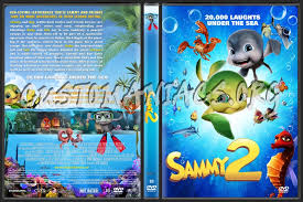 sammy u0027s adventures 2 aka sammy 2 dvd cover dvd covers u0026 labels