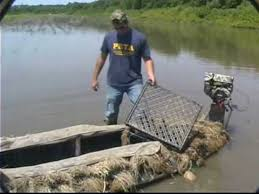 Layout Blind For Sale Momarsh Layout Boat Blind System Youtube