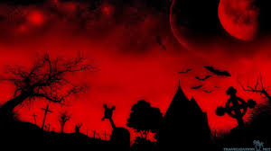 red halloween wallpapers u2013 halloween wizard