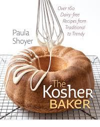 kosher cookbook cookbook review the kosher baker tastetv